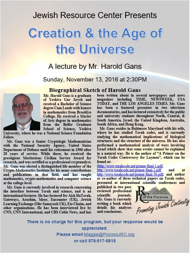 creation-and-the-age-of-the-universe