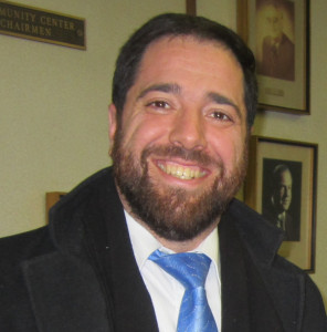 Rabbi Yehuda Salkow